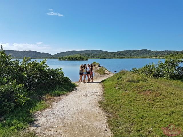 Cabo Frio com crianças e adolescentes