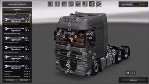 Truck - DAF XF Improved V 1.4