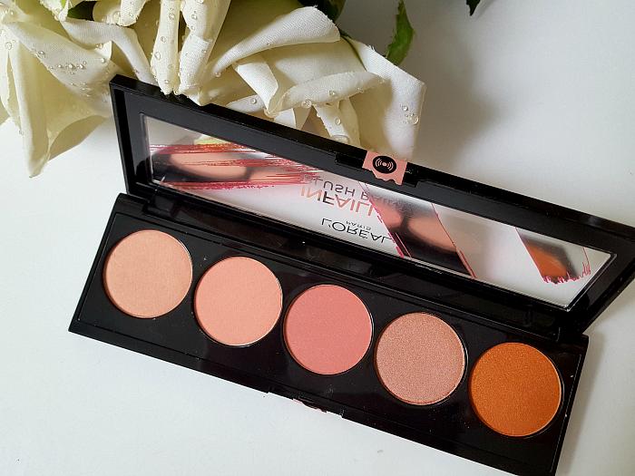L´Oréal Paris - Summer Makeup Launches 2017 L´Oréal Paris Infaillible Blush Paint Palette - The Ambers - 10g - 14.95 Euro