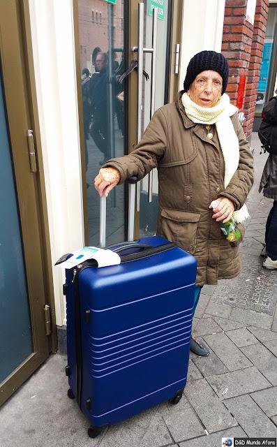 Loja Primark - Diário de Bordo - 2 dias em Amsterdam