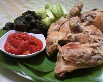 Resep Ayam Pop Khas Padang Sederhana