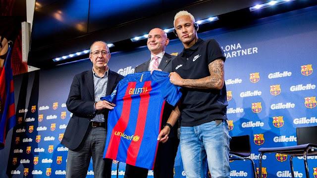 El FC Barcelona y Gillette presentan su nuevo acuerdo