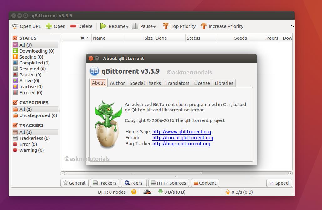 Uninstall Qbittorrent Ubuntu