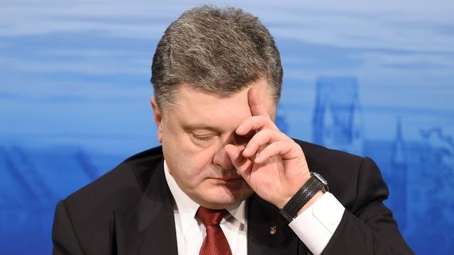 Стал известен текст заявления президента Порошенко об отставке, которое он, возможно, огласит уже 25 апреля