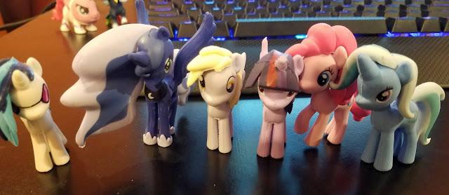 Erasees My Little Pony Series 2