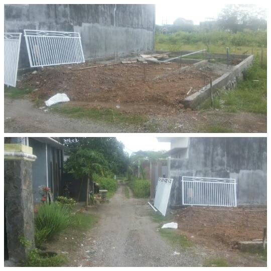 PROPERTY KEDIRI: tanah kavling dekat SMP 2 Kota Kediri