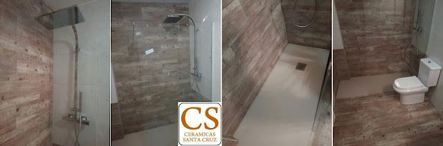CERAMICAS SANTA CRUZ: Reforma de cuarto de baño con ...