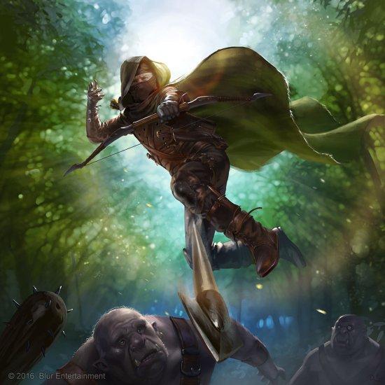 Chris Rallis deviantart ilustrações fantasia games legend of the cryptids mulheres fantásticas impressionante