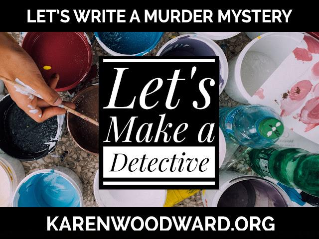 Let's Make a Detective!