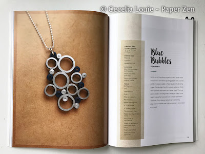 Quilling Paper Jewelry Earrings