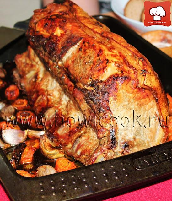 рецепт свинины от джейми оливера