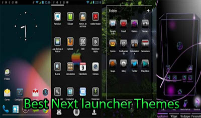Free APK Apps: Next Launcher 3D PAID THEMES ~ Free Download