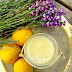 Limon ve Lavanta Kokulu Mum Yapımı