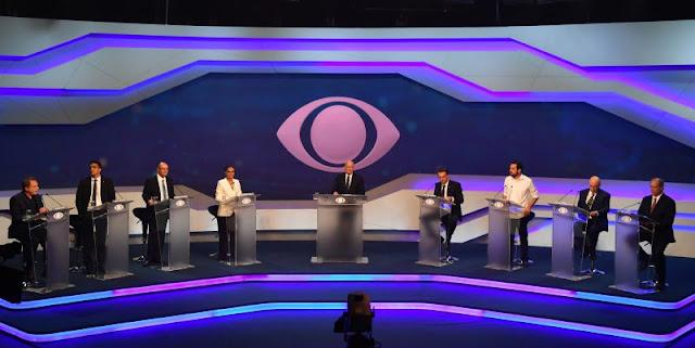 CORRUPCIÓN, ECONOMÍA Y CRISIS EN VENEZUELA MARCARON PAUTA EN DEBATE PRESIDENCIAL DE BRASIL