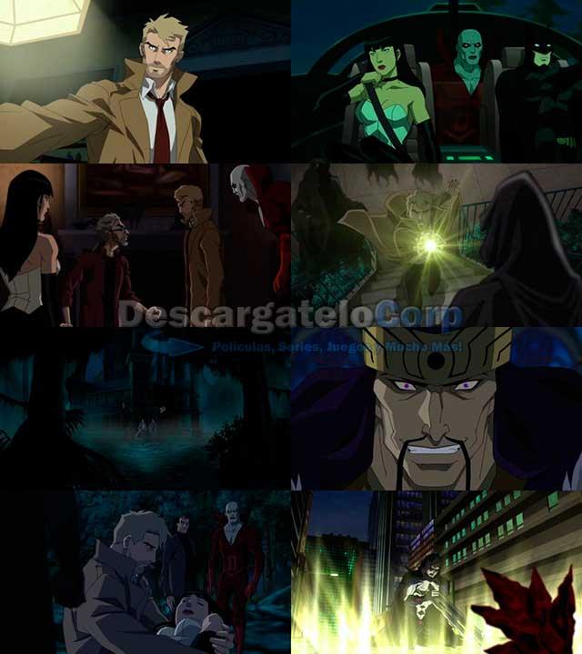 Liga de la Justicia Oscura (2017) DVDRip Español Latino
