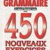 450 تمرين قواعد في اللغة الفرنسية لجميع المراحل التعليمية