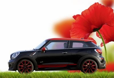 2014 Design BL5 blackred MiniCooper 2014