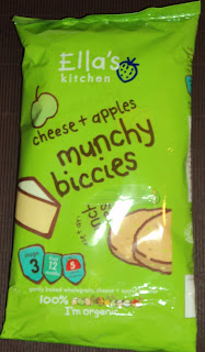 Ella's Kitchen Munchy Biccies