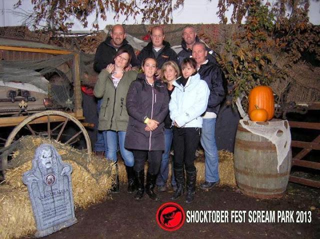 Tulleys Farm Shocktober Fest Scream Park