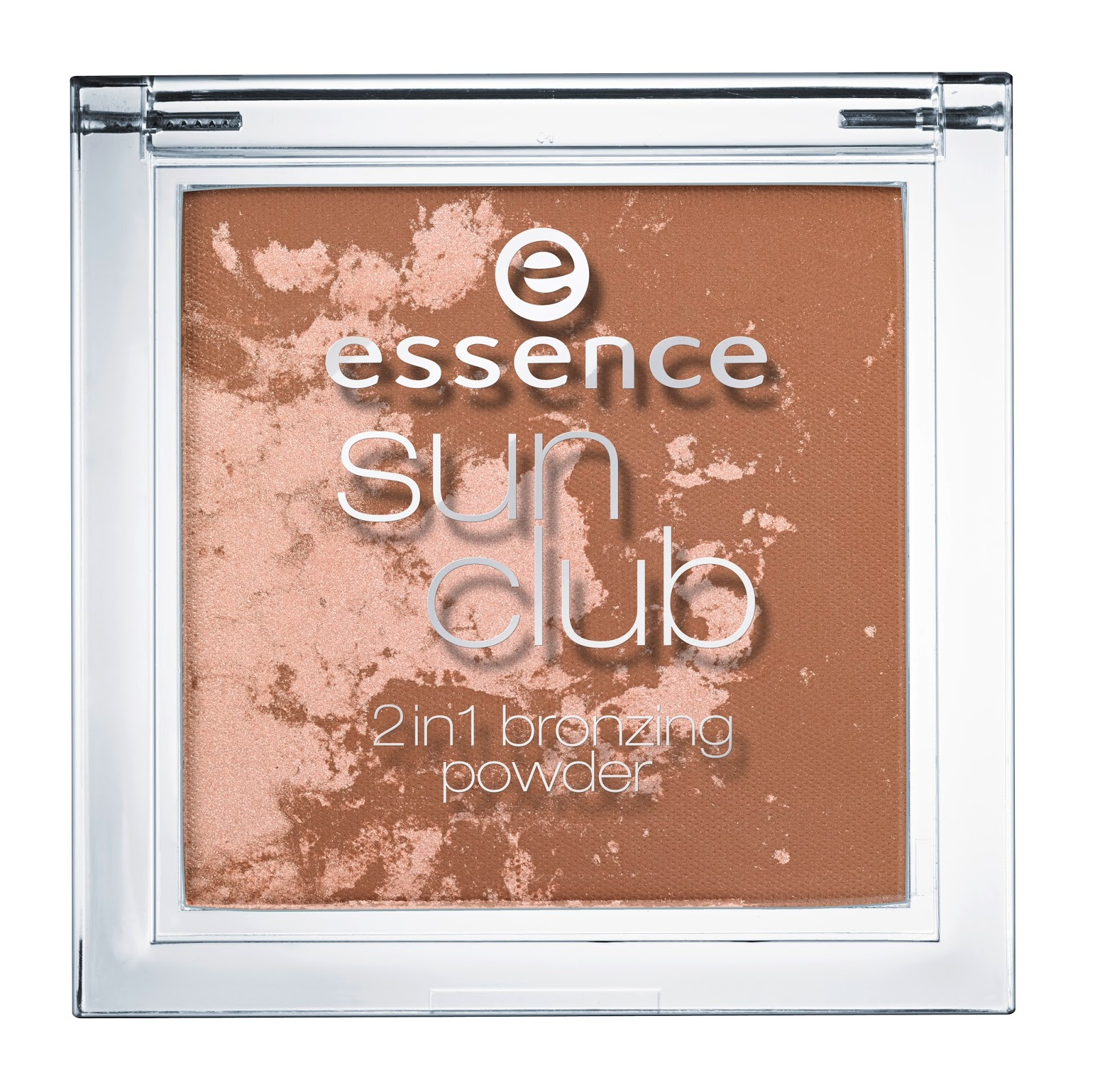 Essence sun club 2in1 bronzing powder