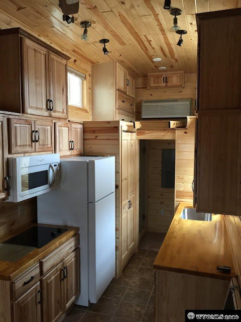 Wyoming tiny house