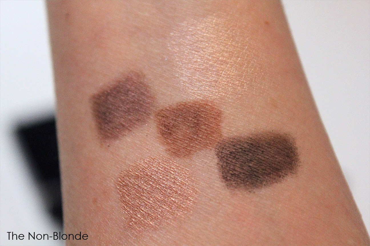5 Couleurs Eyeshadow Palette - Touch Matte by Dior #14