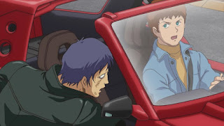Mobile Suit Gundam: The Origin – Advent of the Red Comet – Episodio 13
