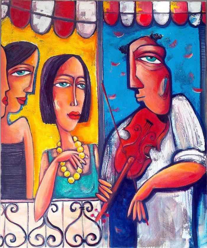 Болгарский художник. Boyko Asparuhov