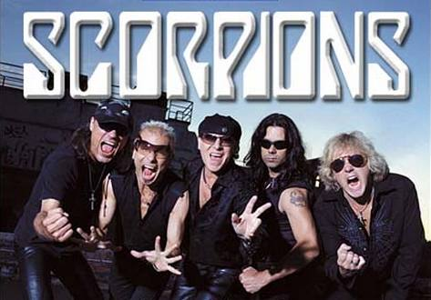 Lirik Lagu Eye Of The Storm ~ Scorpions