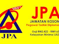 Jawatan Kosong di Jabatan Perkhidmatan Awam SPA - RM2,422 - RM9,631