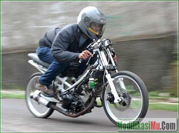 Hasil Panduan Cara Modifikasi Yamaha Jupiter MX 135LC 5 Speed Menjadi 200cc DengaN Bore Up Stroke Up