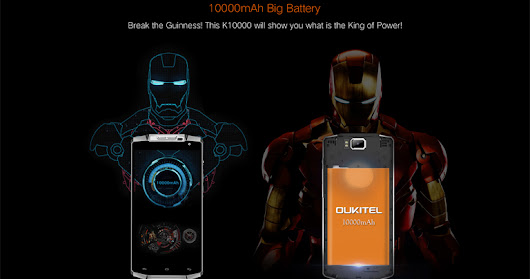 Maximum Battery Timing Android Cell Phone upto 10,000 mAh of has been Launched