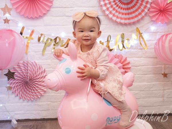 cake smash, DIY, 生日會, 一歲, BB, 新手爸媽, 淘寶, 生日佈置