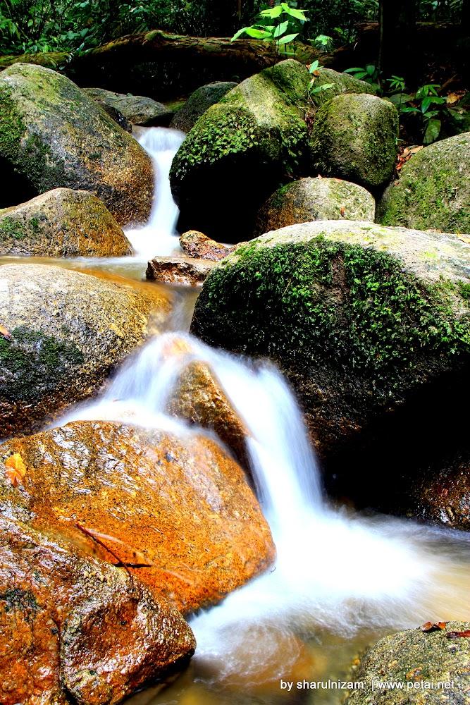 Air Terjun Bukit Lagong