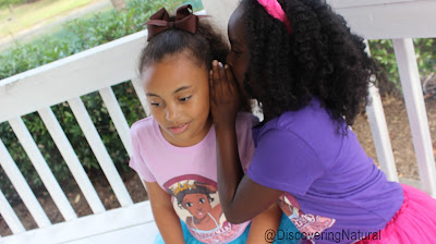Lil Sis and Friends in BROWN GIRLS CLUB | Kids Gift Ideas  DiscoveringNatural