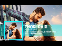 Thodi Der Mp3 Song