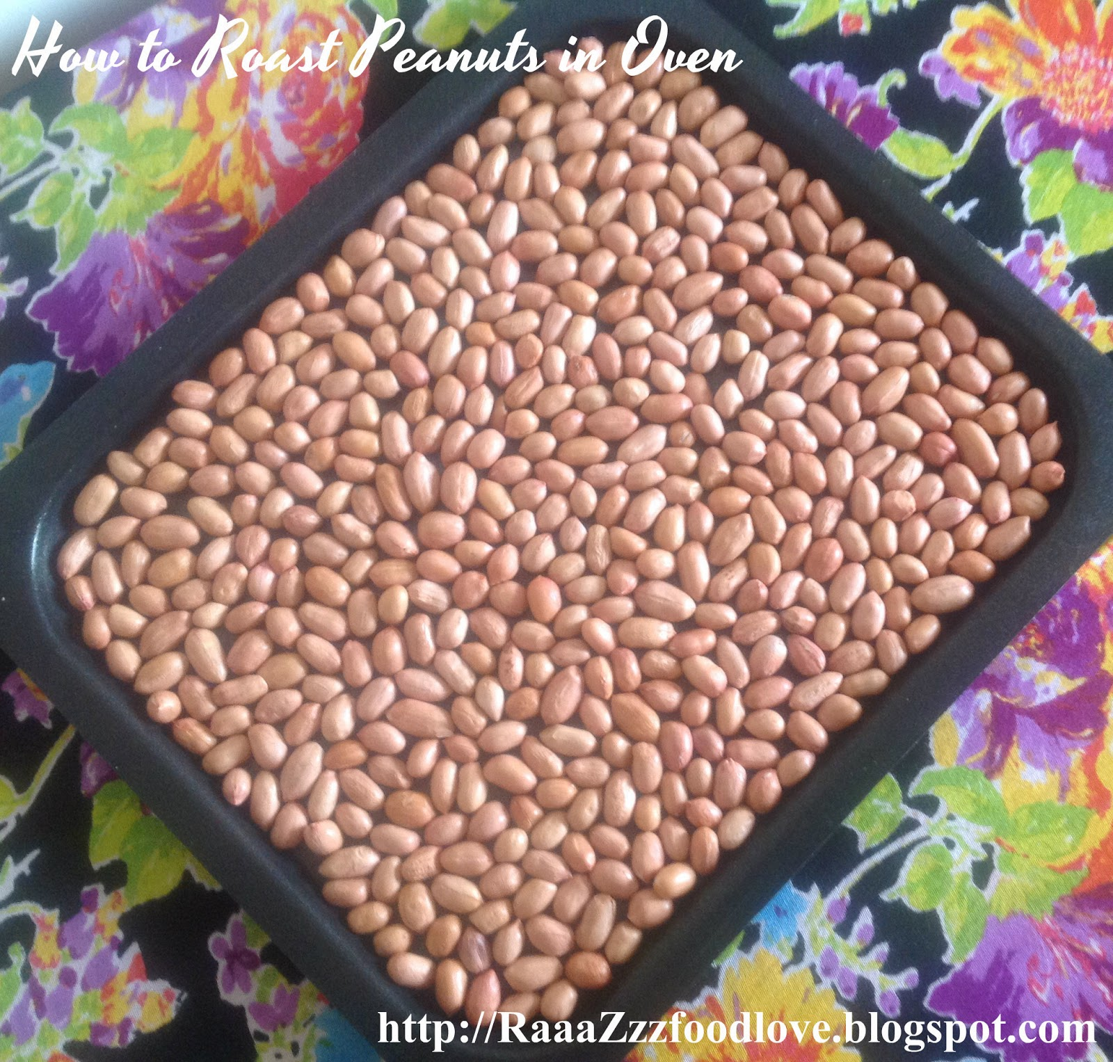 The Recipes Of India How To Roast Peanuts In Oven Kitchen Basics