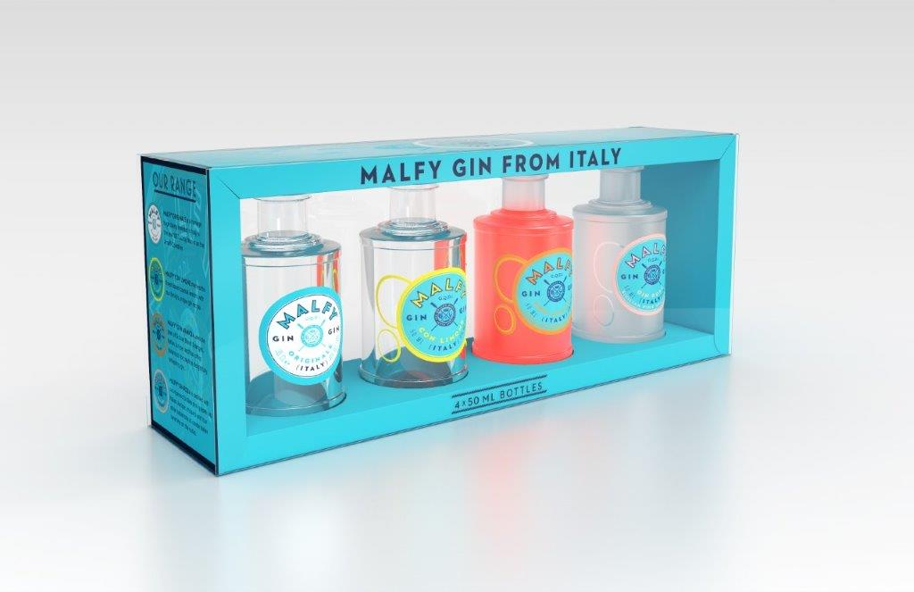 Malfy Gin Rosa Gift Box