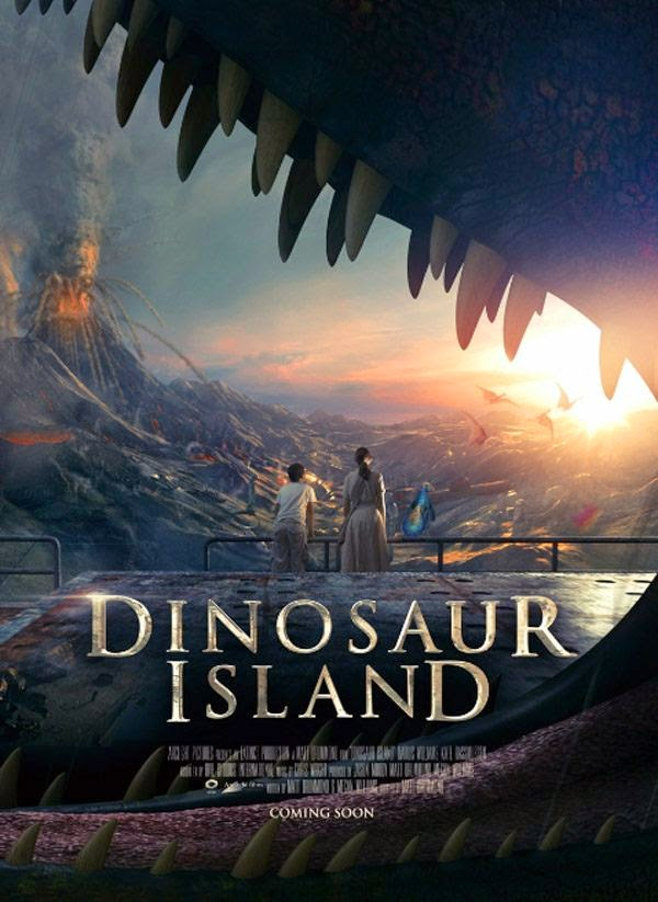 Dinosaur Island (2014) [HD][Soundtrack]