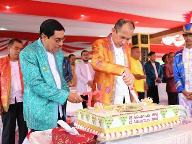 Said Assagaff Harapkan 73 Tahun Maluku Lebih Sejahtera