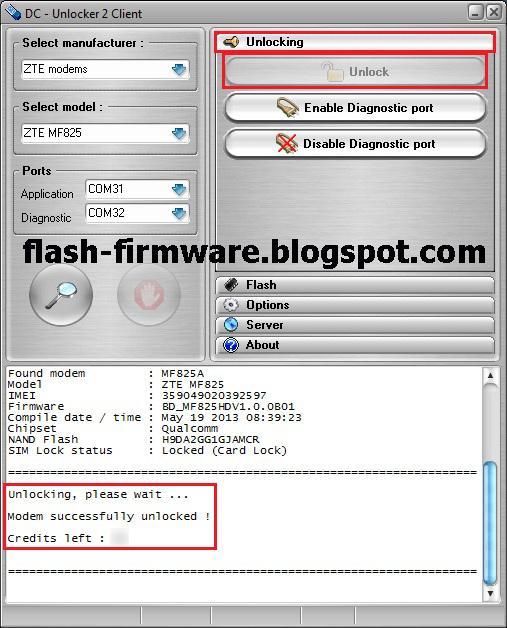 dc- unlocker 2 client 1.00 download