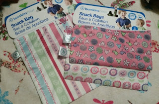 bumkins ribbon bag set