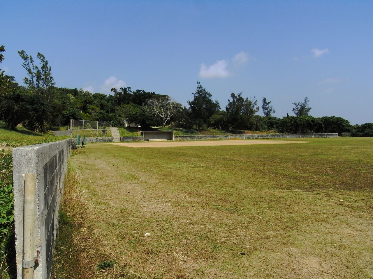 大嶽城址公園(沖縄県宮古島市)