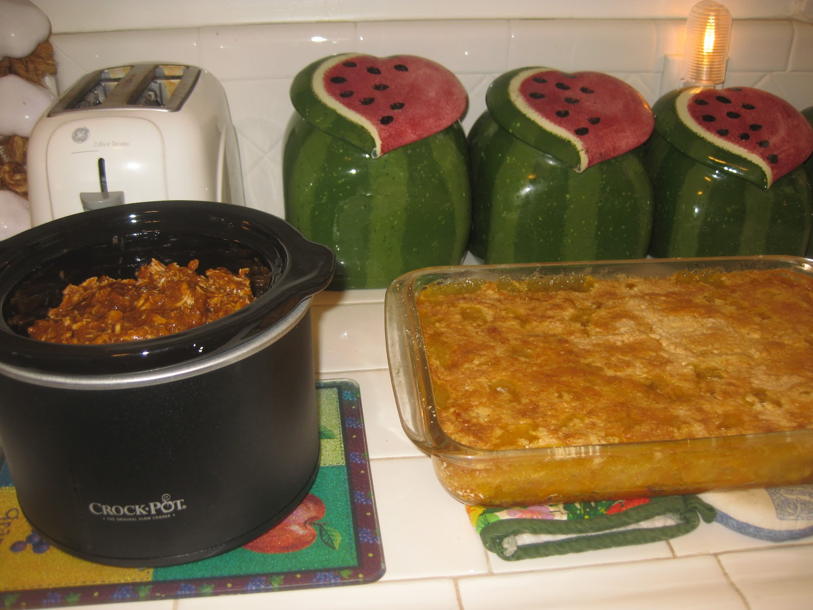 Recipe For Cake Mix N Fruit In A Crock Pot