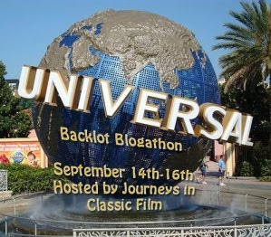 Universal Backlot Blogathon