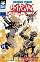 DC Renascimento: Batgirl e as Aves de Rapina #21