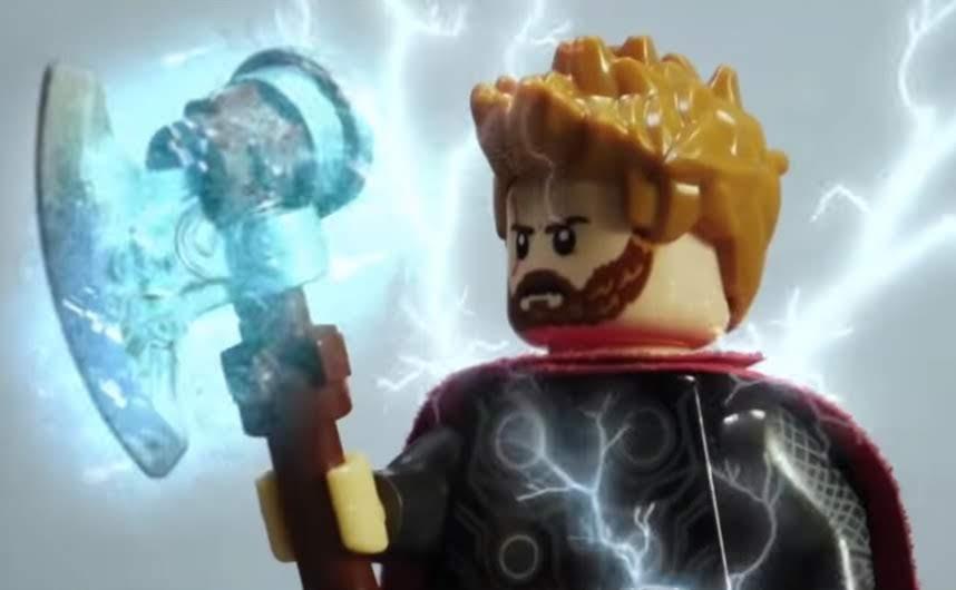 Avengers Endgame Trailer in LEGO : ディズニー・マーベルのヒーロー大集合映画「アベンジャーズ」のクライマックス「エンドゲーム」の最終版の予告編を LEGO 化した予告編 ! !
