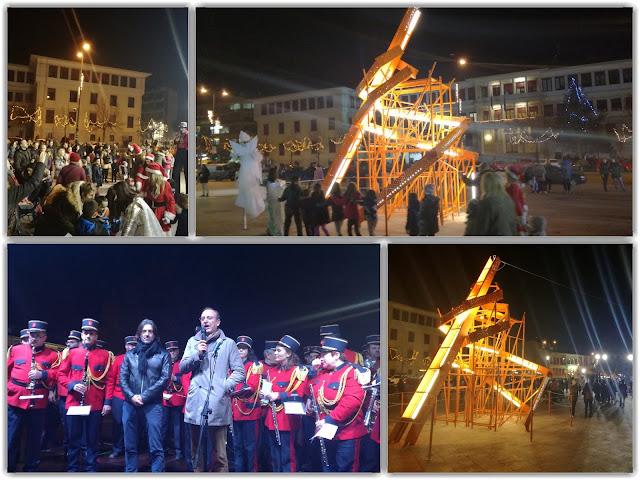Γιάννενα: Επίσημη έναρξη των χριστουγεννιάτικων εκδηλώσεων