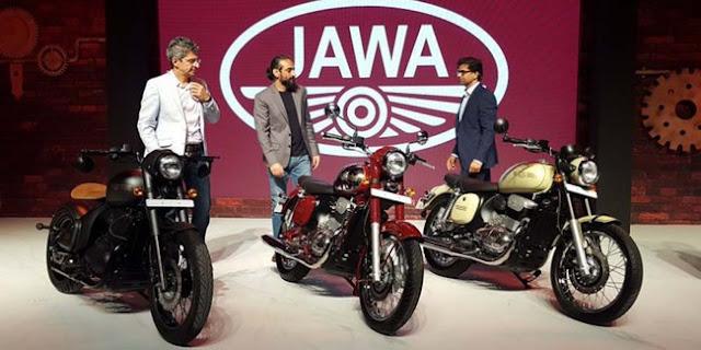 Motor Jawa Langsung Punya Tiga Model, Seperti Apa Desain Motor Asal India Ini?