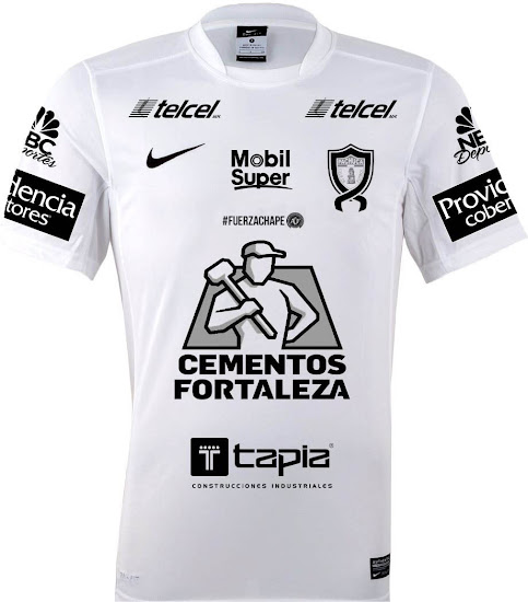 Special Nike Club Pachuca Chapecoense Tribute Kit Released